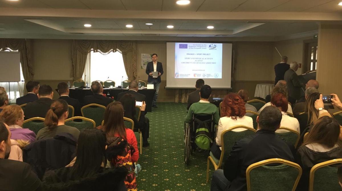 Avrupa Birliği Erasmus+ Spor Projemizin İkinci Uluslararası Toplantısı Romanya'da Gerçekleştirildi.